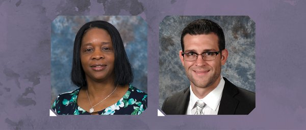Drs. Hildreth Eloi and Matthew Lewis named 2020 McGovern Teachers of the Year