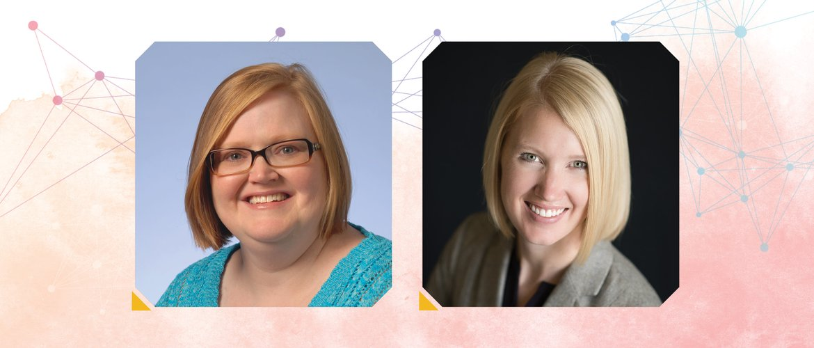 Dr. Stacey Crane and Dr. Meagan Whisenant