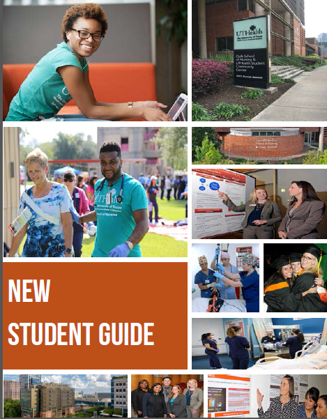 Cizik UTHealth guide for newly admitted students.