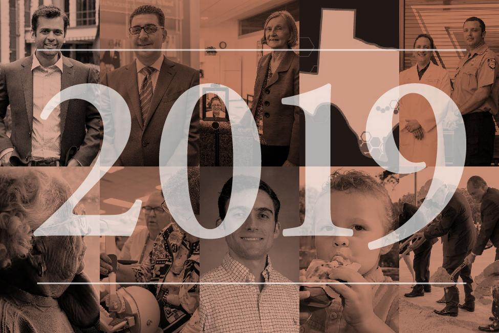 UTHealth Top 10 stories of 2019