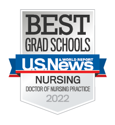 U.S. News and World Report best graduate school rankings: Nursing Doctor of Nursing Practice