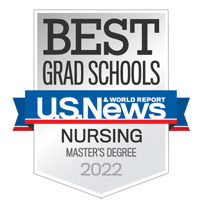 U.S. News and World Report best graduate school rankings: Nursing Master's Degree